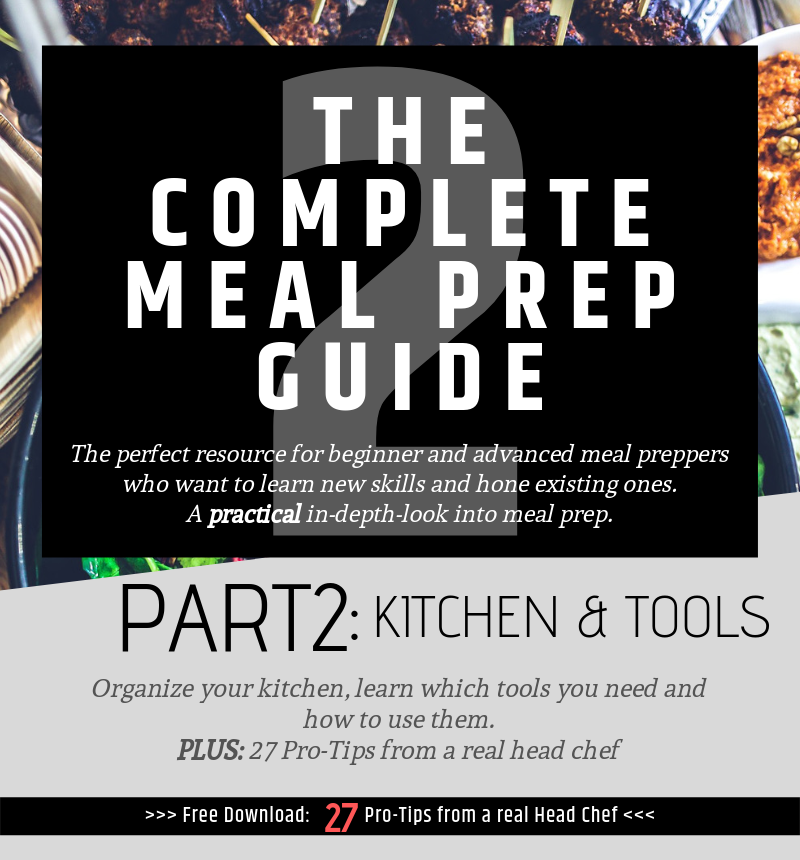 Complete Meal Prep Guide Part 2