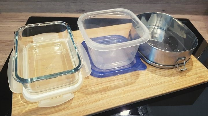 meal prep container