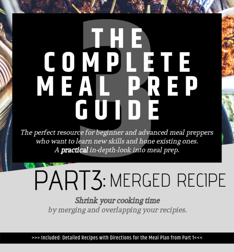 banner the complete meal prep guide part 3