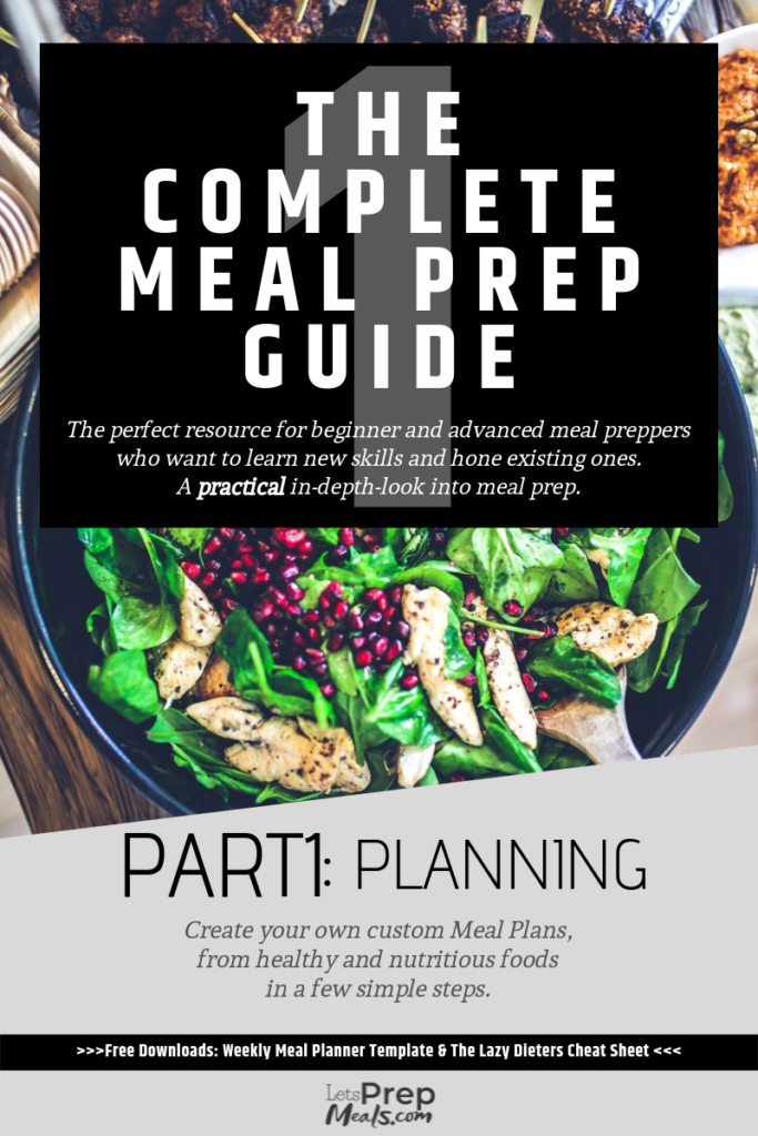 The Complete Meal Prep Guide Part 1