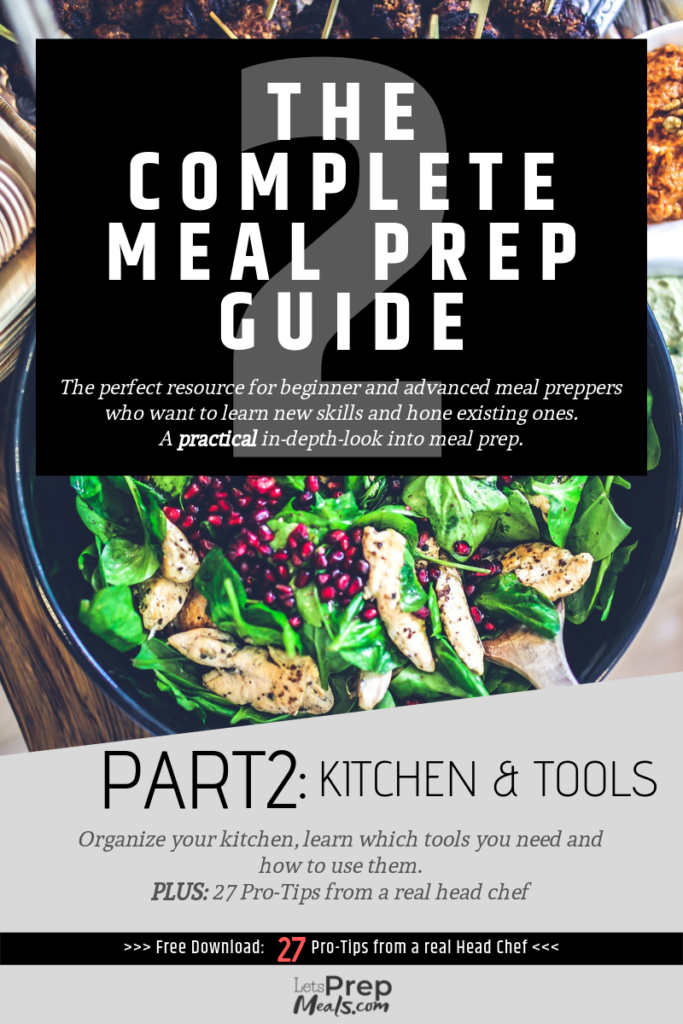 The Complete Meal Prep Guide Part 2