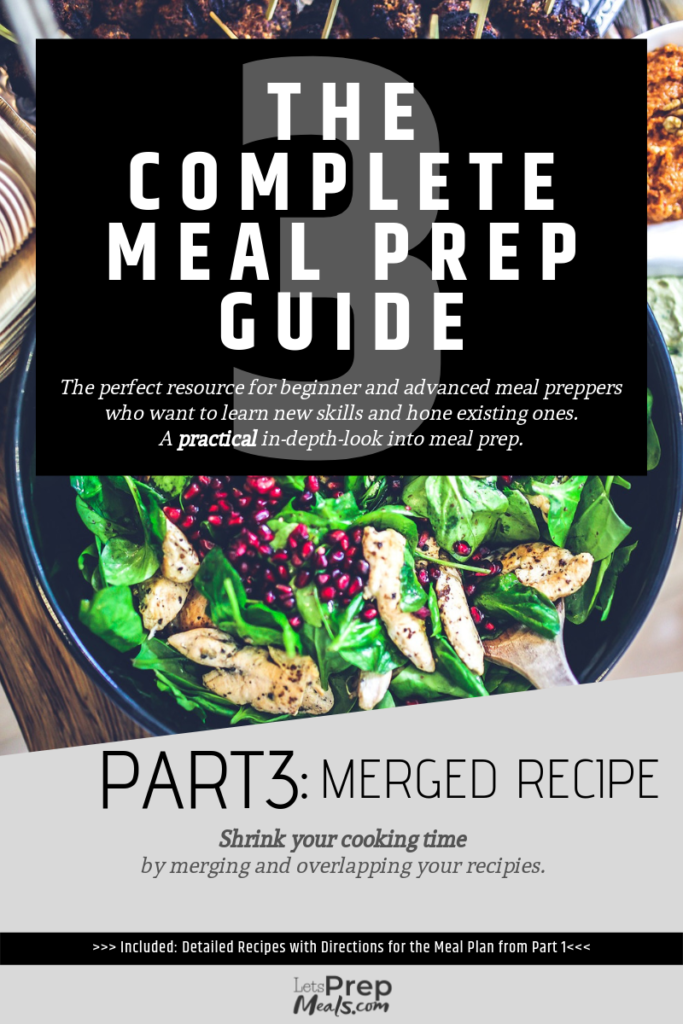 The Complete Meal Prep Guide Part 3