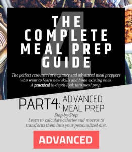 banner the complete meal prep guide part 4
